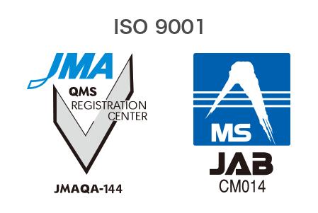 iso 9001 JMA JAB