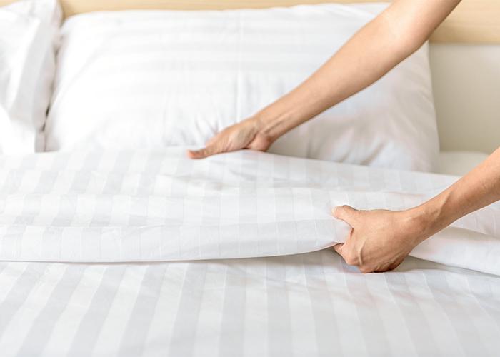 こうすれば良かった! 布団カバーを簡単に掛けるテクニック